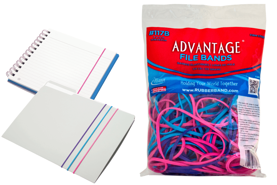 FILE RUBBER BANDS