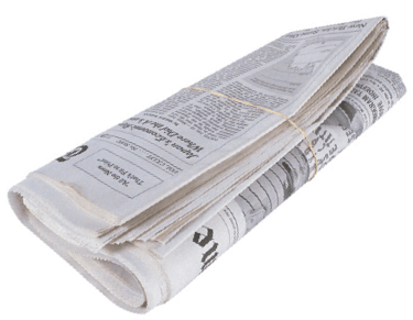 NEWSPAPER RUBBER BANDS